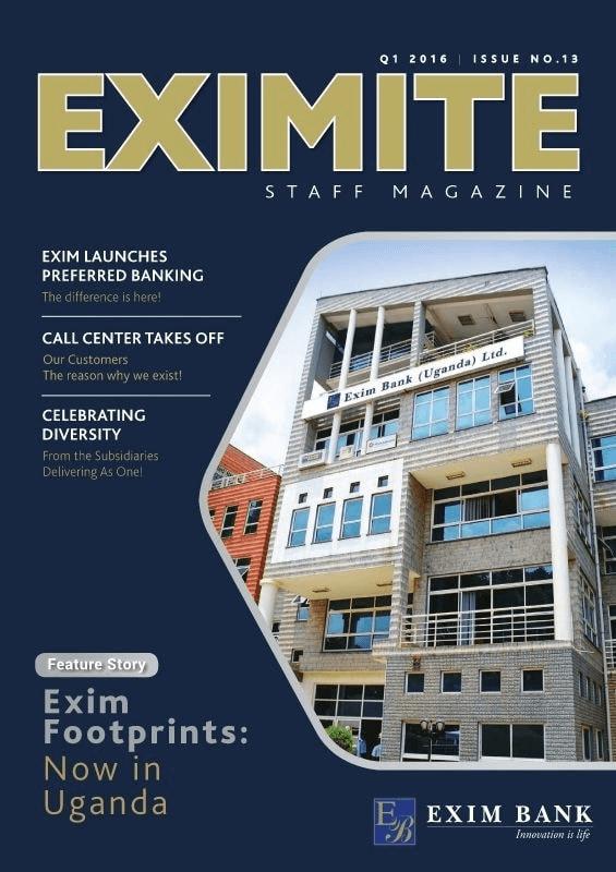 Eximite Magazine