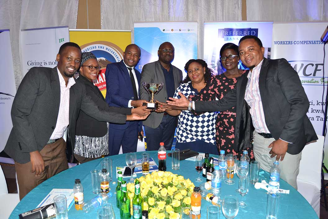 Exim bank emplee of the year