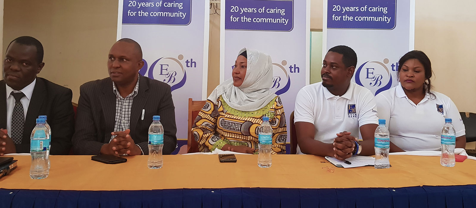 Exim Bank's 20th Anniversary Campaign Reaches Kilimanjaro Region