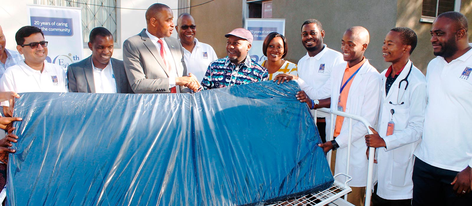 Exim Bank's Year Long Campaign Reaches Mwanza